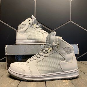 Used Air Jordan Prime 5 Tech Grey High Shoe